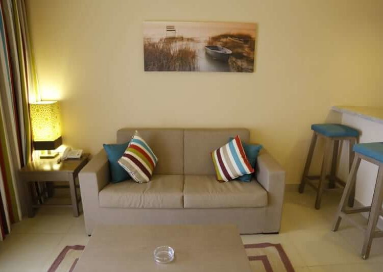 Family Suite Byoum Lakeside Hotel Family accommodation Fayoum